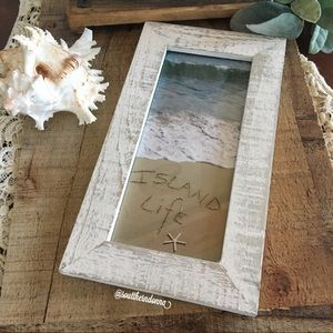 NWT Beach Sand Framed Print